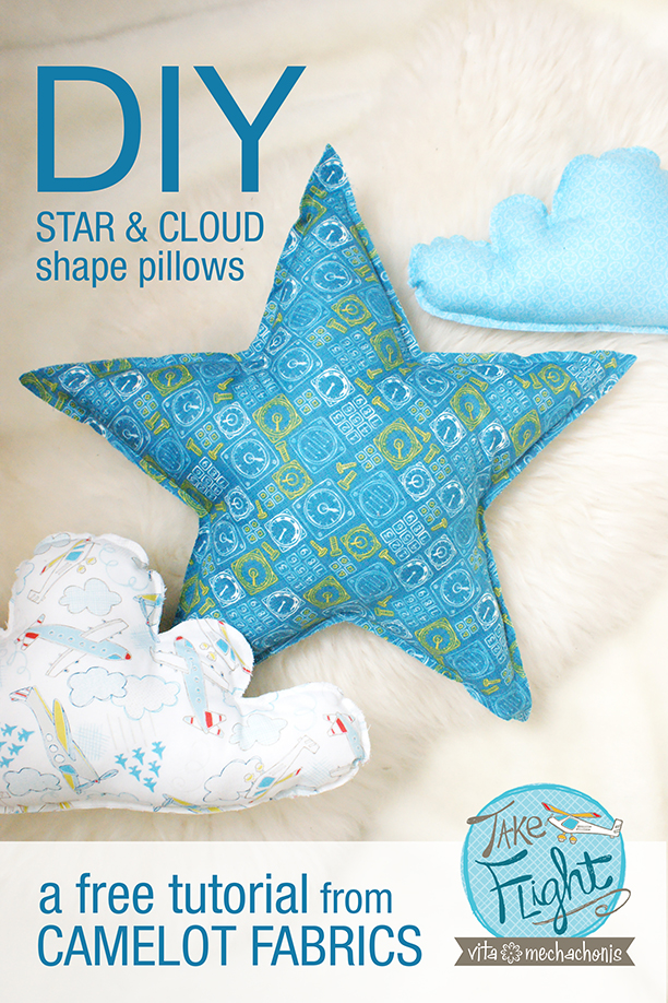 Cloud Shaped Pillow And Clouds Shape Pillows