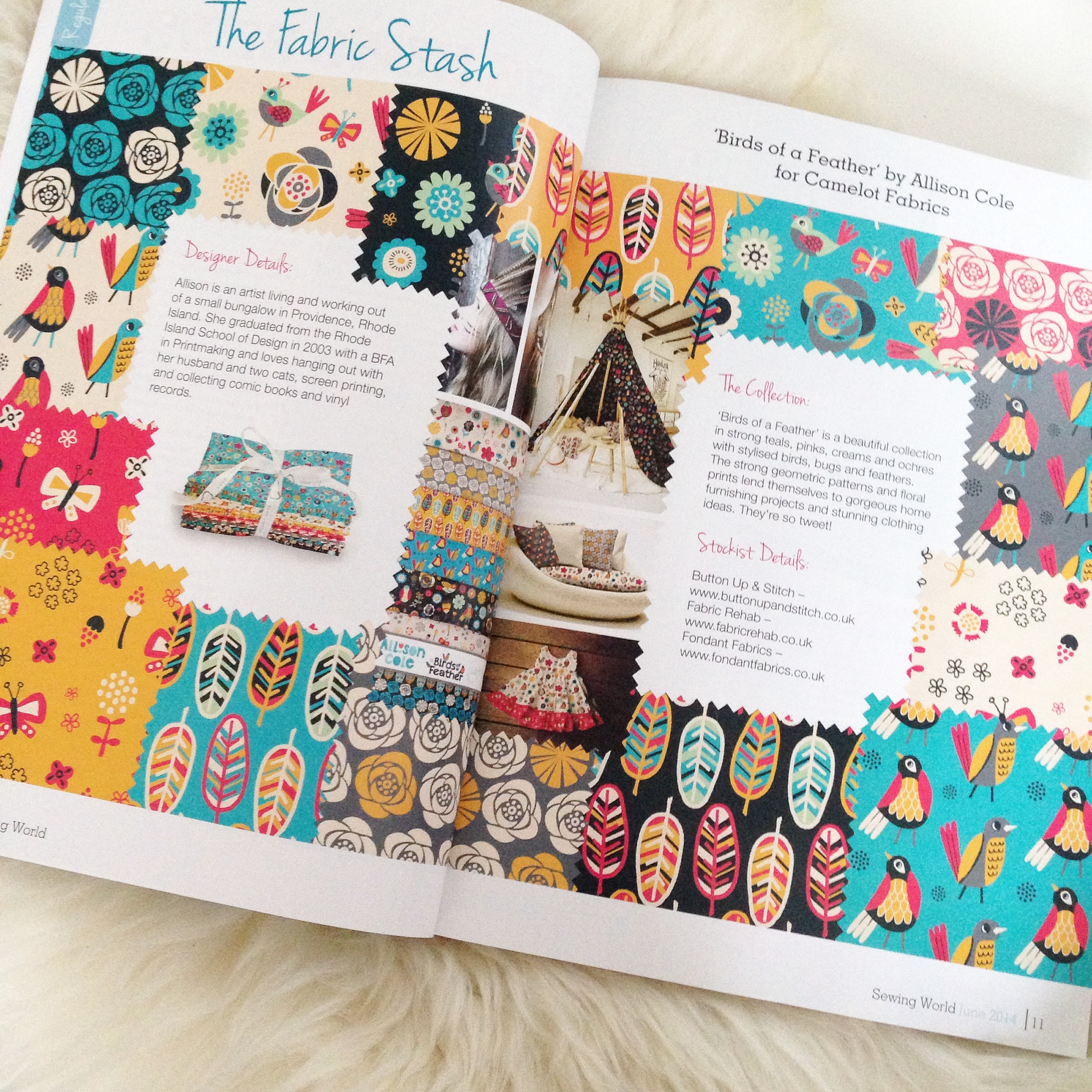 Thankful thursday sewing world magazine feature camelot fabrics be sure to check out the sewing world magazines website to find out how to get your hands on their latest issue and for even more jeuxipadfo Choice Image